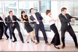 Ролевая игра при бизнес-тренинге для персонала