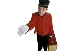 Униформа обслуживающего персонала в гостинице