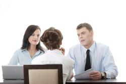 Собеседование перед приемом на работу