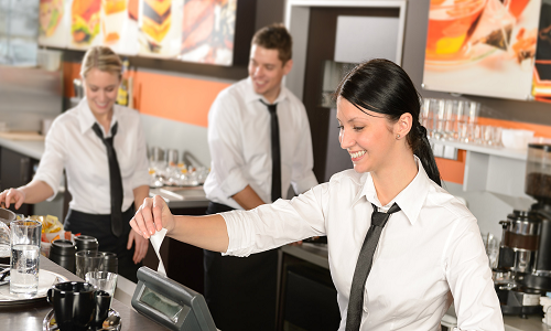 Проблема правильно подбора персонала кафе