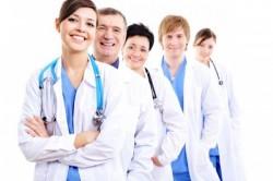 Новые специалисты медицинского персонала больницы