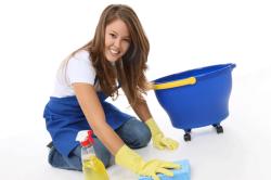 Уборка - должностная обязанность кухонного работника