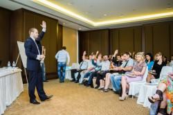 Посещение конференций по обучению персонала