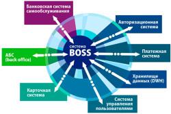 Работа системы «БОСС-Кадровик»