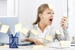 Стресс у сотрудника - причина производственных ошибок
