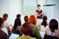 Проведение семинаров для сотрудников компании