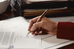 Подача заявления директором в Ассоциацию работодателей