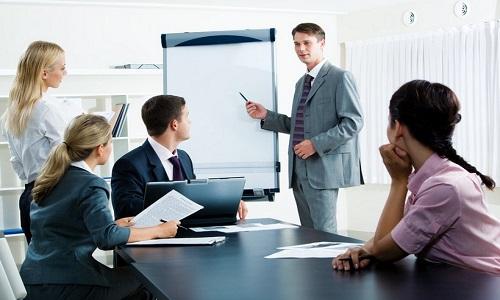 Обучение персонала предприятия