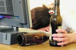 Увольнение из-за опьянения на рабочем месте