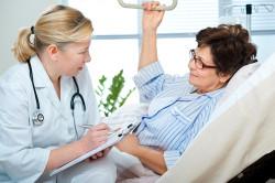 Госпитализация застрахованного лица в профильное медицинское учреждение