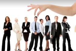 Поиск квалифицированного персонала