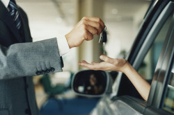 Командировка на служебном автомобиле