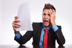 Низкая квалификалия персонала при неправильном управлении