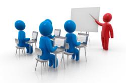 Проведение курсов повышения квалификации персонала для увеличения производительности труда