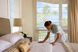 Уборка - важнейшая часть обслуживания в гостинице