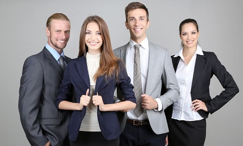 Численность работников на предприятии