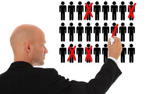 Массовое увольнение работников