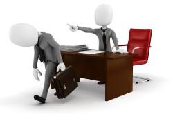 Увольнение некомпетентных сотрудников