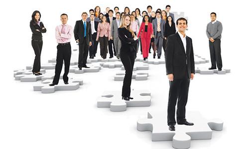 Структура персонала на работе
