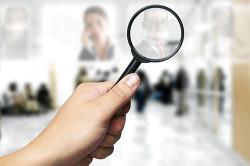Описание этапов поиска персонала