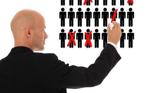 Управление высвобождением персонала организации