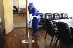 Обеспечение чистоты в рабочем помещении