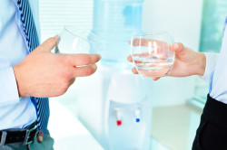 Обеспечение персонала питьевой водой