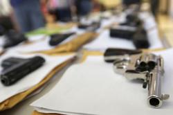 Прерывание из-за продления лицензии на ношение оружия