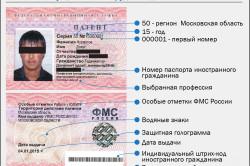 Патент на работу для иностанцев