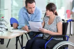 Расчет пособия при получении инвалидности