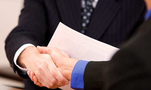 Заключение договора с работником