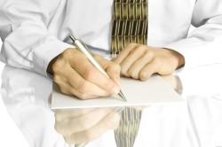 Составление приказа о наказании работника